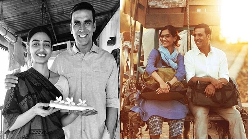 Akshay Kumar's PadMan earns Rs 10.26 Cr at the Box Office on Day 1
