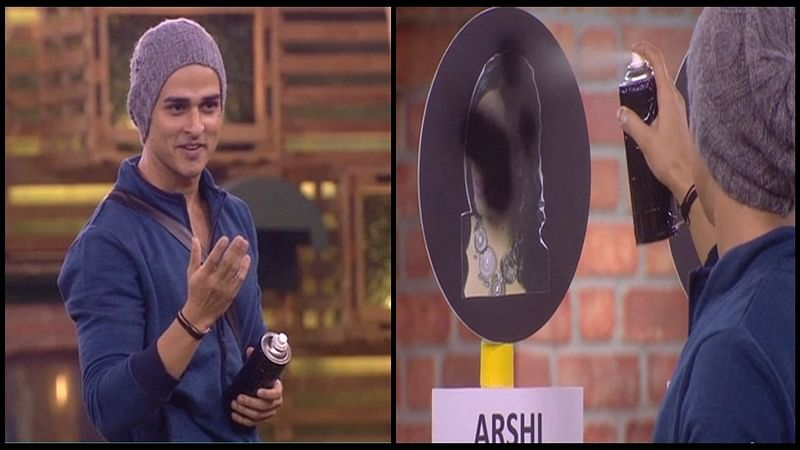 Bigg Boss 11: Priyank Sharma hates Arshi Khan from the core of his heart; Day 53 hostility