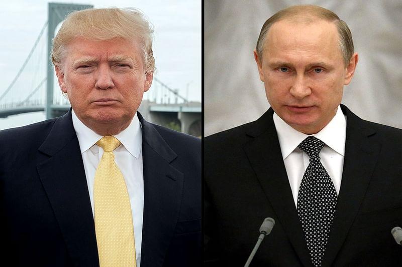 Vladimir Putin 'deeply concerned' by Donald Trump's decision of Jerusalem
