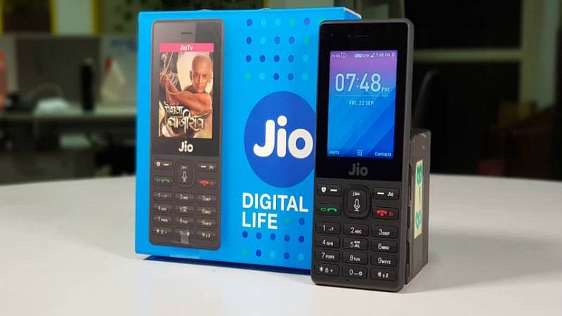 JioPhone now priced at Rs 699, cut by over 50%