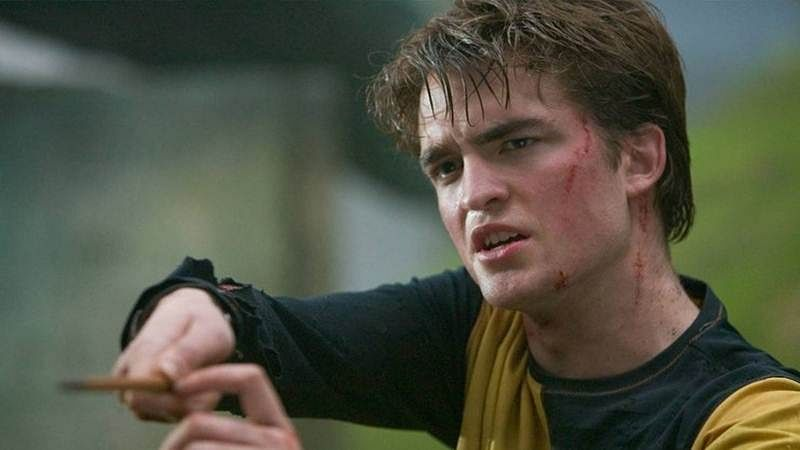 Robert Pattinson chose to play Cedric Diggory in Harry Potter over studies