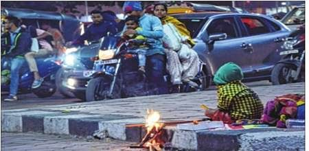 Bhopal: Cold wave sweeps MP; Umaria shivers at 5.8°C