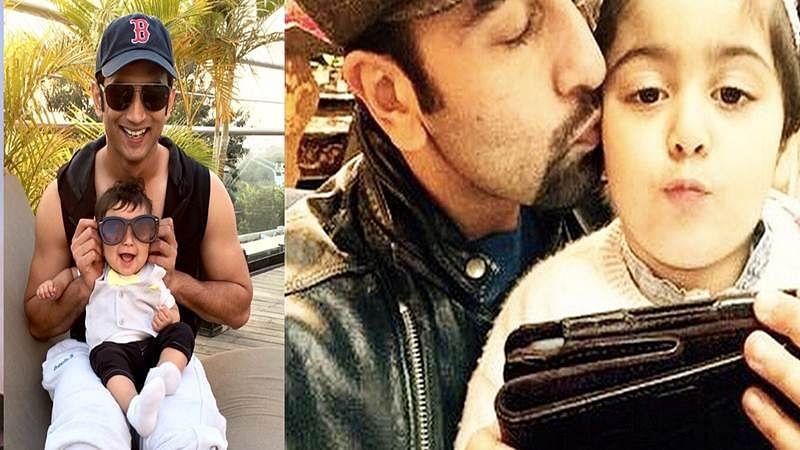 Salman Khan to Kareena Kapoor Khan: Meet the cutest uncles and aunties of Bollywood