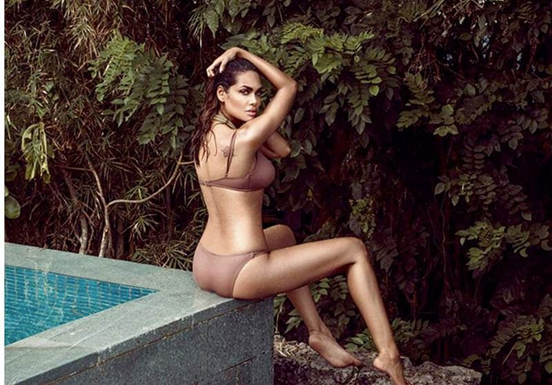 Hot Pictures! Sexy Esha Gupta now scorches in magazine photoshoot