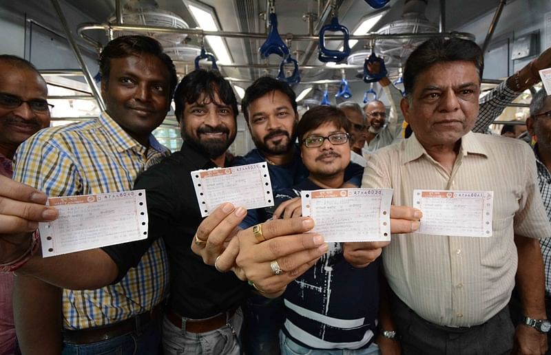 Mumbai: First class pass holders can travel by AC local train by paying difference