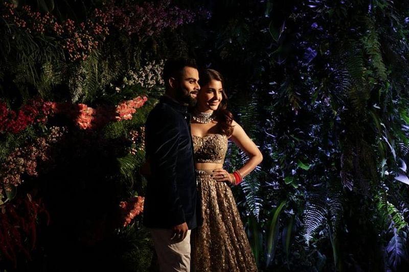 Virushka Reception: Inside pictures of Virat Kohli and Anushka Sharma's star-studded wedding reception in Mumbai