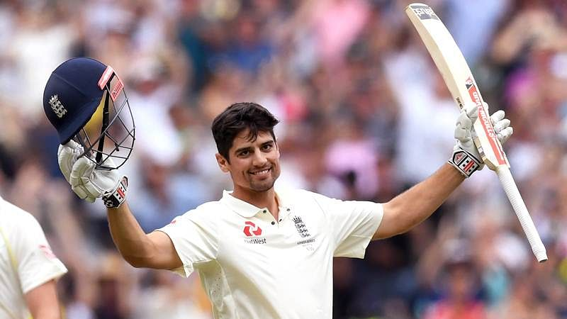 Ashes 2017-18: Alastair Cook's record double ton puts England in control on Day 3