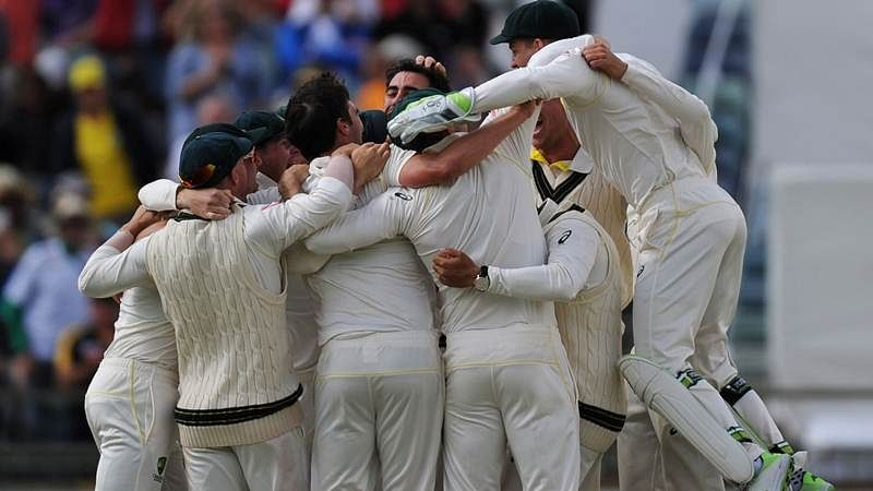 Australia rout England, regain Ashes trophy in third Test