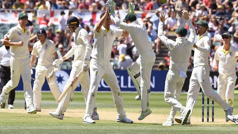 Ashes 2017-18: Mitchell Starc, Josh Hazlewood lead Australia to second Test win at Adelaide