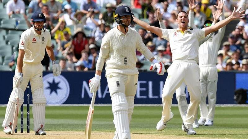 Ashes 2017-18: England face record 354-run chase to win second Test at Adelaide Oval