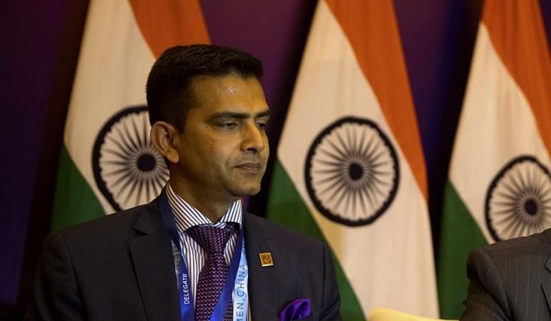Position on Palestine not determined by any third country: India