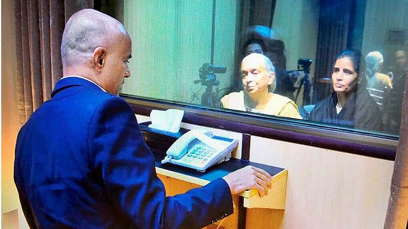 Kulbhushan Jadhav-family meeting: Pakistan violated spirit of understandings, says India