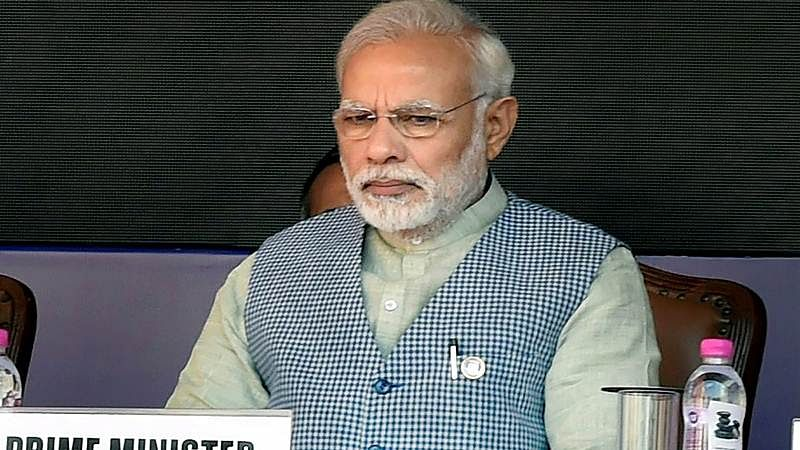 PM Narendra Modi wades into history, accuses Congress of disrespecting Bhagat Singh