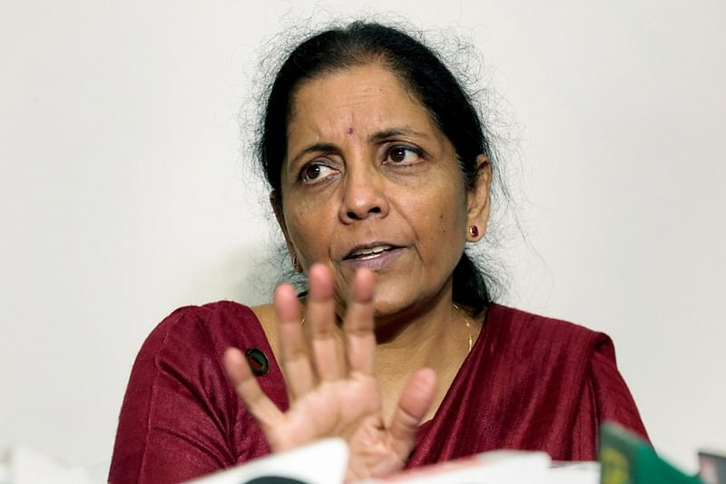 Congress never hesitates to associate with fringe group, says Defence Minister Nirmala Sitharaman