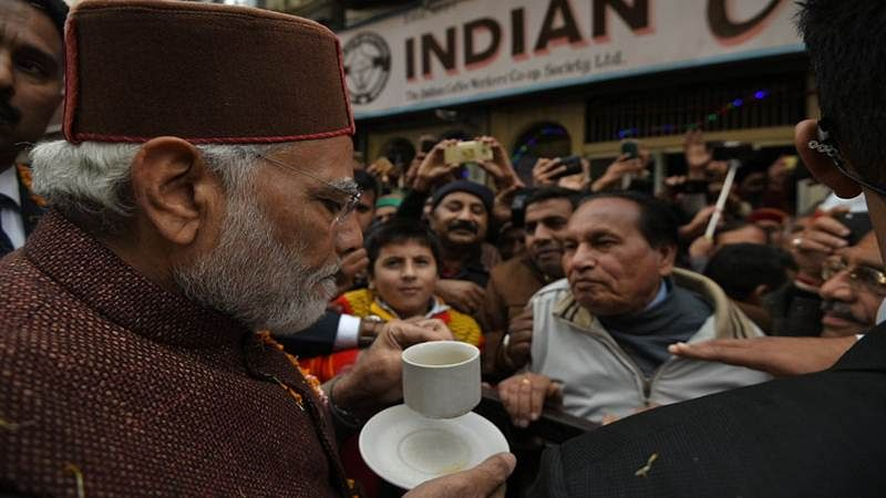 Himachal Pradesh: When PM Modi stops by Shimla's iconic Indian Coffee House and reminisces old days