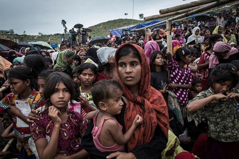 Bangladesh calls for UNHRC meeting to discuss Rohingya issue