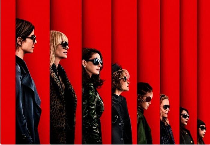 Warner Bros unveil first poster of 'Ocean's 8'