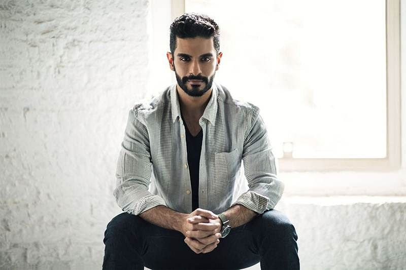 'Proud that turban guy is a lead',  Says actor Angad Bedi