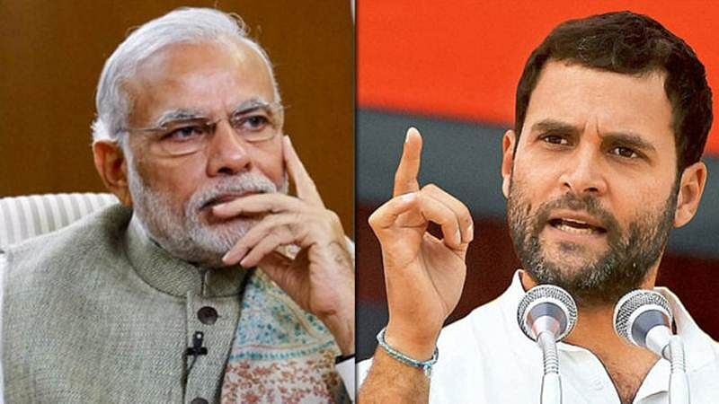 Birthday Jumps: 5 reasons why Rahul Gandhi and Narendra Modi are the Tom and Jerry of Indian Politics
