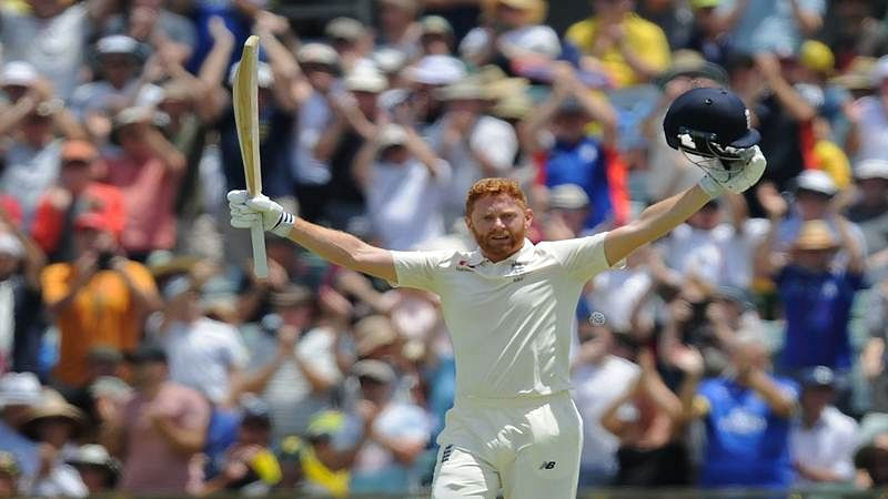 ICC reprimands  Bairstow for 'audible obscenity'