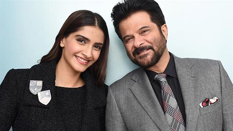 Sonam Kapoor pens heartfelt note on dad Anil Kapoor's 62nd birthday