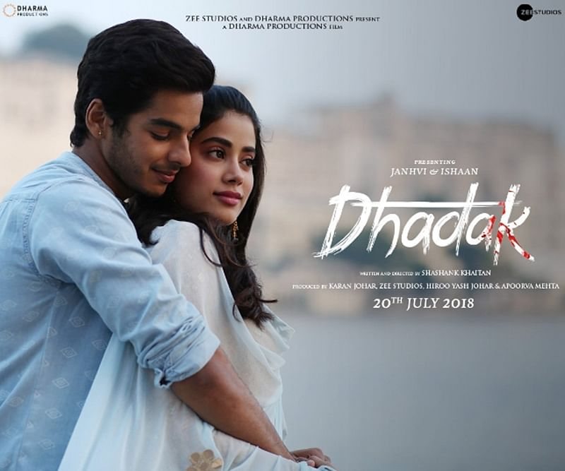 'Dhadak' is unique in its own way: Ishaan Khatter