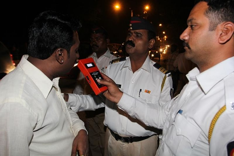 Mumbai: 615 cases of drink and drive on New Year's Eve