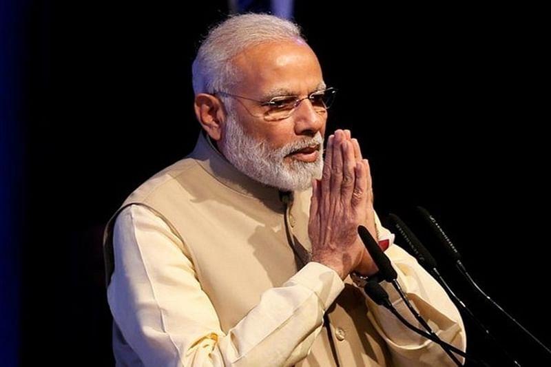 PM Narendra Modi wishes people on Eid al-Adha