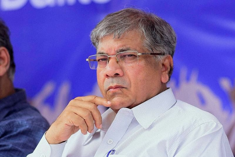 Sharad Pawar ignored Dawood Ibrahim's surrender offer: Prakash Ambedkar