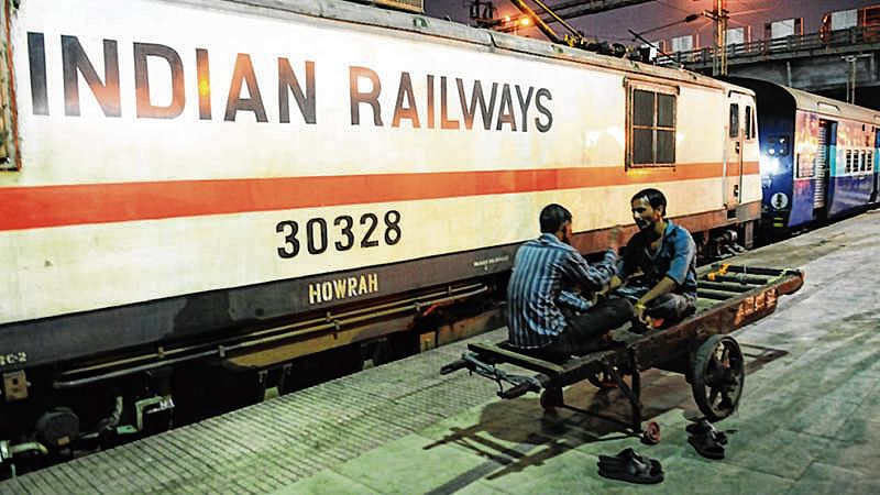 Railway employees likely to get 78-day bonus before Dussehra