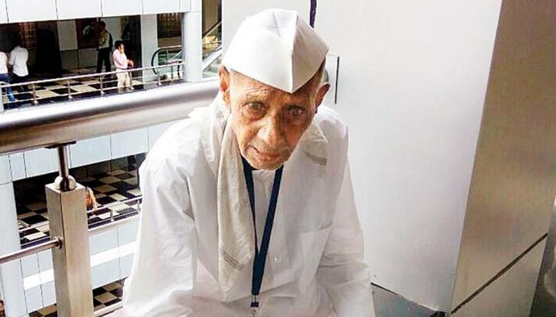 Maharashtra: Dharma Patil's son threatens to end life
