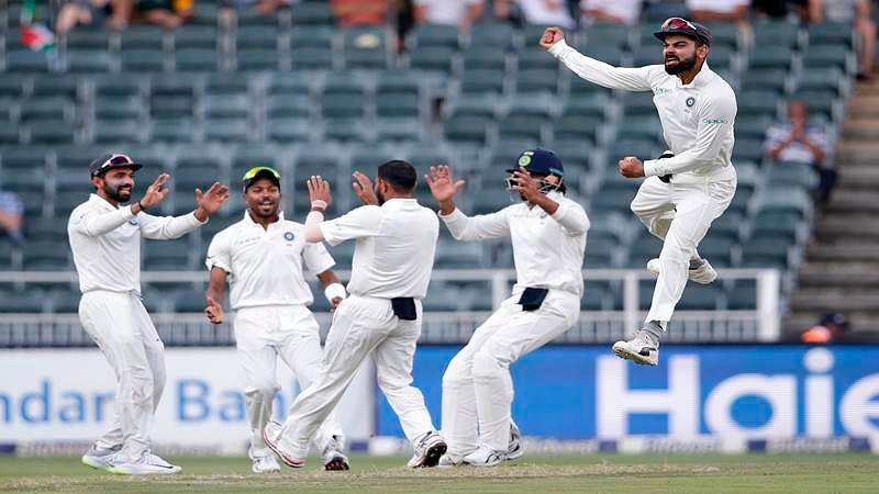 Venues of 2nd, 3rd India-South Africa Test interchanged for 'Durga Pooja'