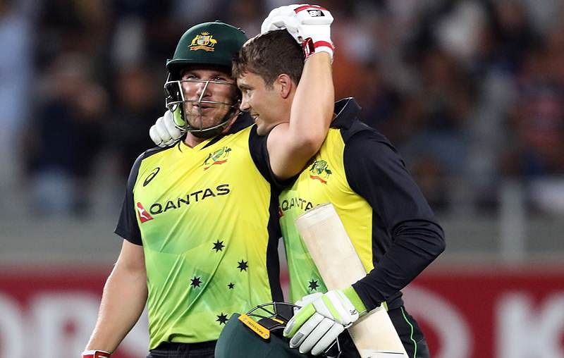 New Zealand vs Australia T20I: Aussie set record run chase to beat Black Caps in Auckland