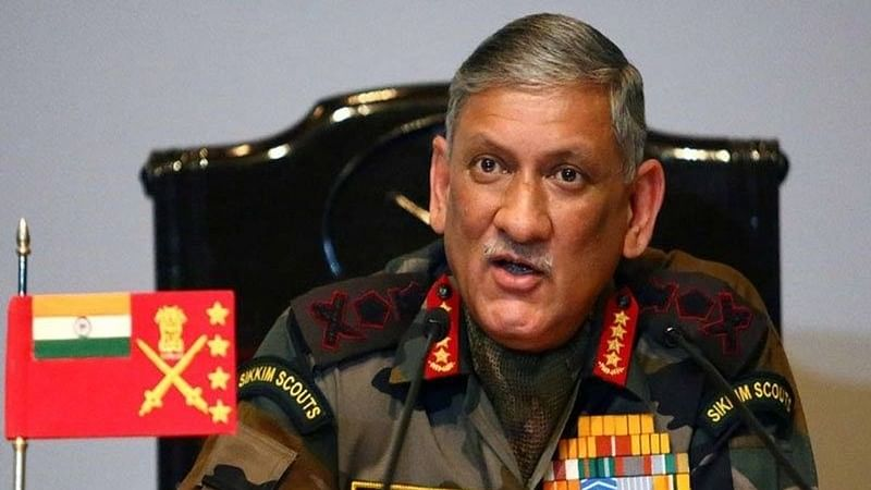 Pakistan, China behind illegal immigration in northeast: Army Chief Bipin Rawat