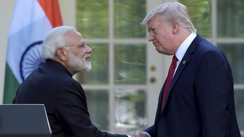 Donald Trump's ties with Narendra Modi not quite warm