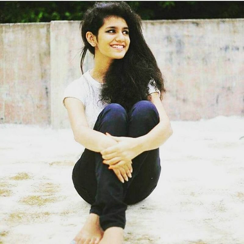 India's sweetheart Priya Varrier wants to work with Sanjay Leela Bhansali