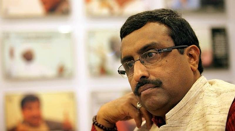 Ram Madhav forced to retract