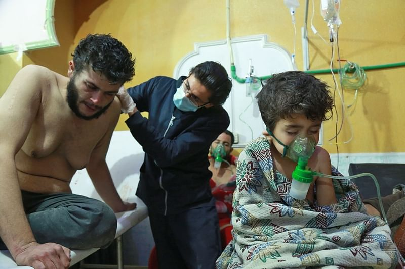 <em>AFP PHOTO / HAMZA AL-AJWEH</em>