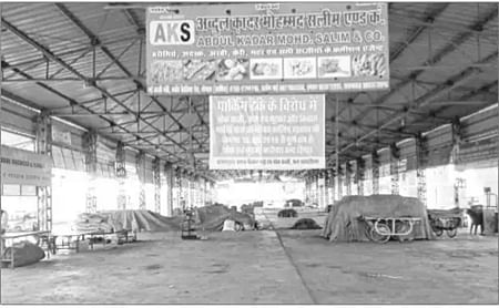 Bhopal: Traders on indefinite strike, veggie prices likely to shoot up