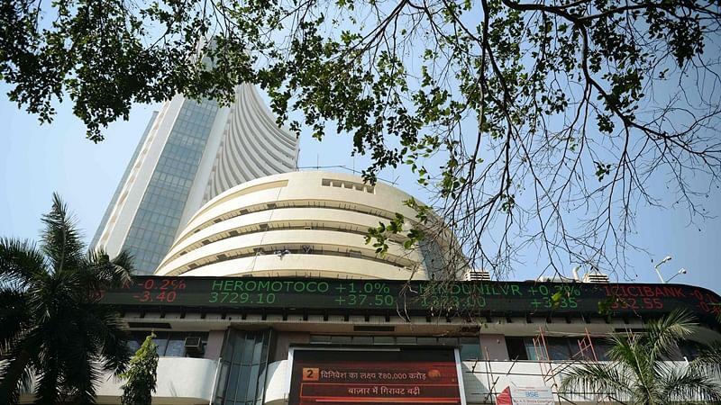 Sensex, Nifty edge higher ahead of Economic Survey