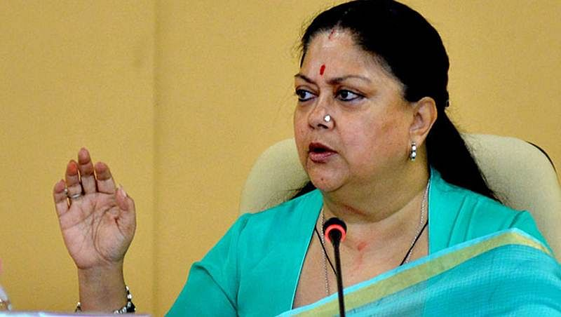 BJP forces Vasundhara Raje to go on back foot