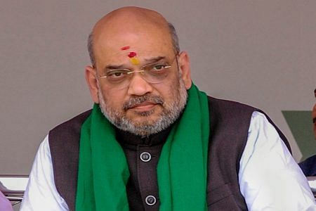 Home Minister Amit Shah holds detailed meetings on issues related to Jammu & Kashmir, northeast region