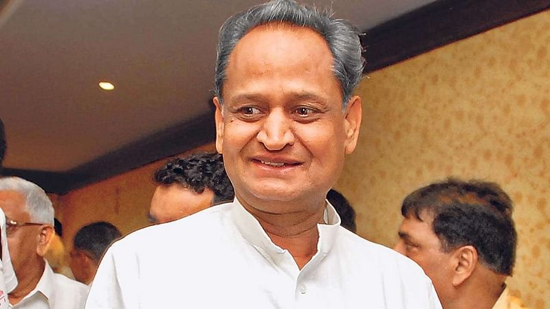 Modi seems more like Bollywood actor than politician, worked less did jugglery more: Rajasthan CM Gehlot