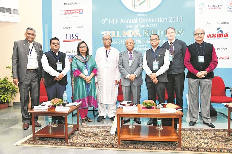 Skill India, Build India: All about Higher Education Forum's ninth conference and awards convention