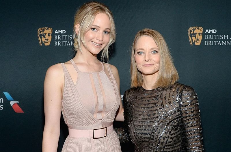 Jennifer Lawrence, Jodie Foster to present Best Actress at Oscars
