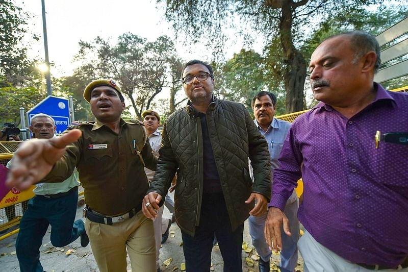INX Media case: Karti Chidambaram to be produced before Delhi Court