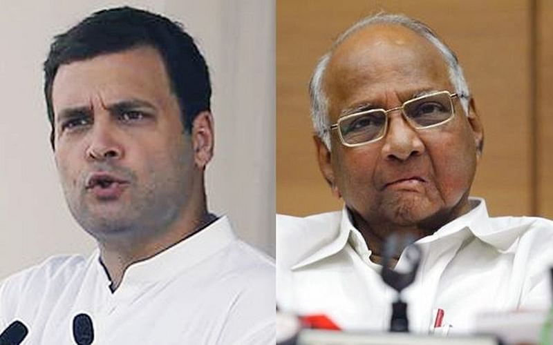 Rahul Gandhi meets Sharad Pawar to put up united front against BJP: Sources
