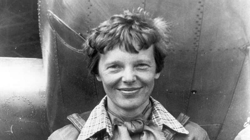 Bones found from Pacific island likely to be of American pilot Amelia Earhart