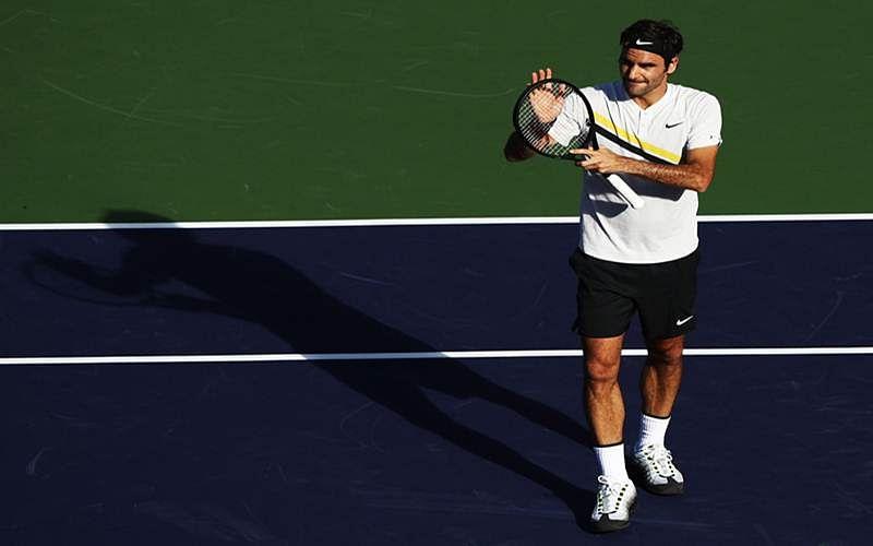 'Like a new start': Roger Federer battles to victory on Stuttgart return