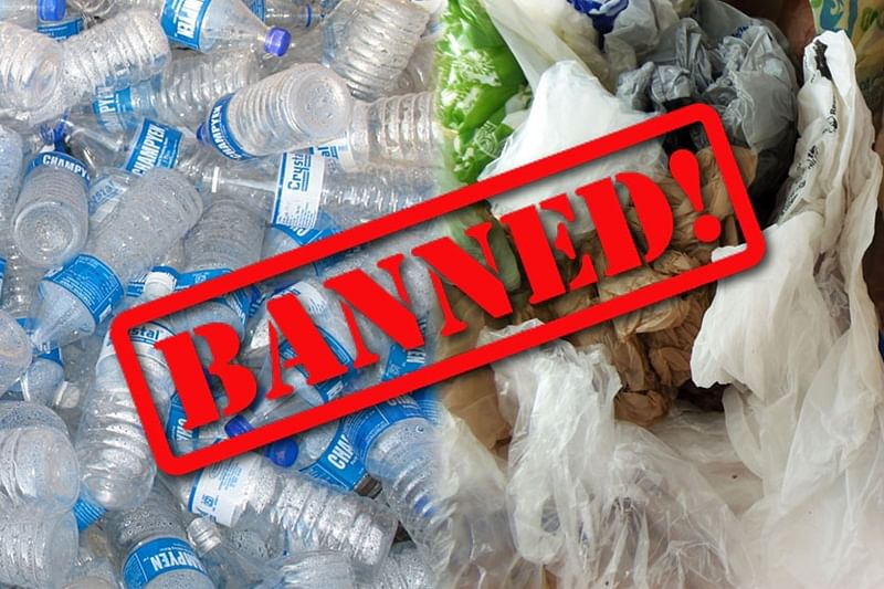 UP government bans manufacture, sale and transport of all plastic, thermocol items